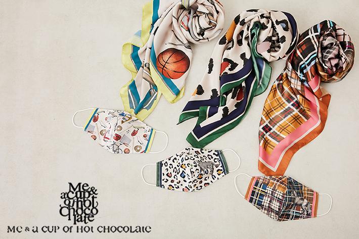 ear PAPILLONNER <PICKUP BRAND>Me & a Cup of Hot Chocolate[ミーアンドアカップオブホットチョコレート]