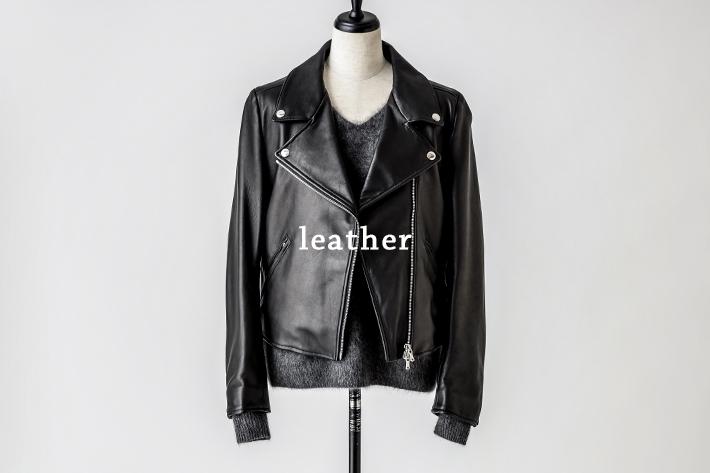 Lui's leather
