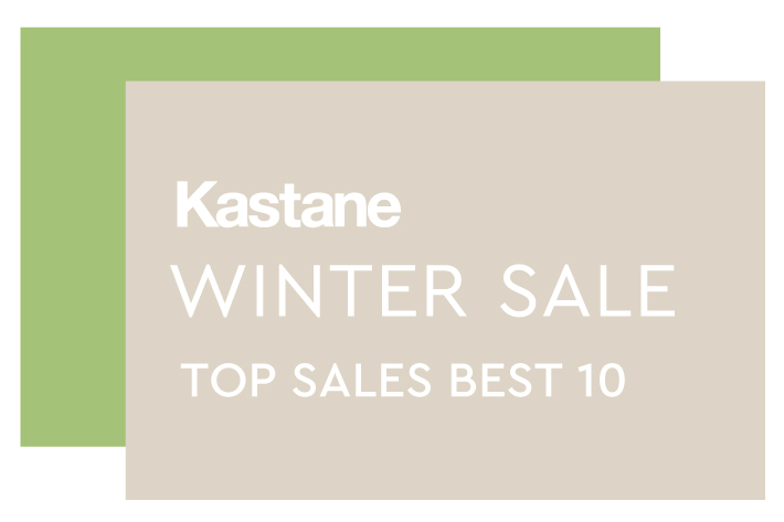 Kastane -WINTER SALE- TOP SALES BEST 10