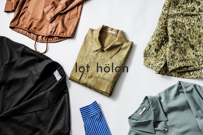 Lui's lot holon 2020 spring&summer collection vol.1