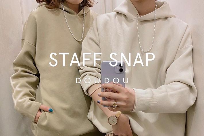 DOUDOU STAFF SNAP #1