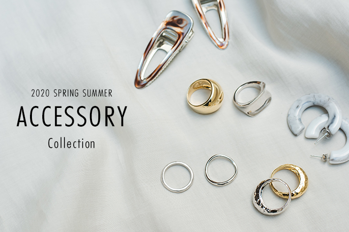 Kastane 2020SS ACCESSORY COLLECTION