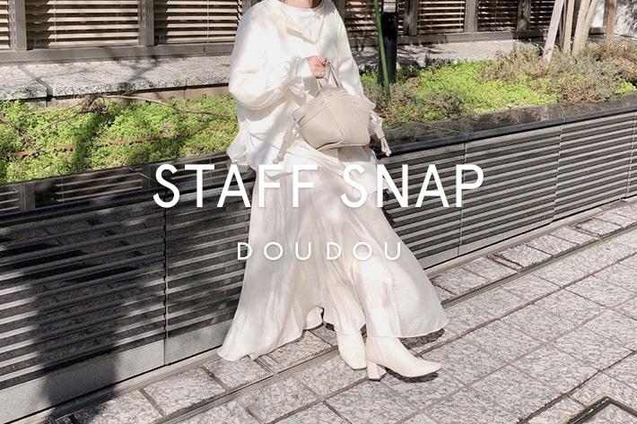 DOUDOU STAFF SNAP #3