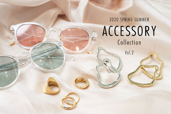 Kastane ´20 spring / summer ACCESSORY Collection