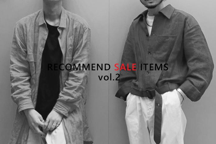 Lui's RECOMMEND SALE ITEMS vol.2
