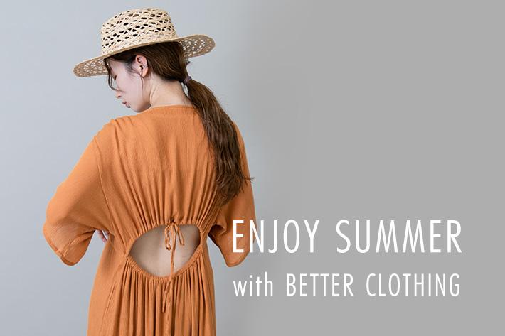Kastane ENJOY SUMMER WITH BETTER CLOTHING
