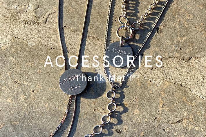 Kastane Accessory -Thank Mat´l-