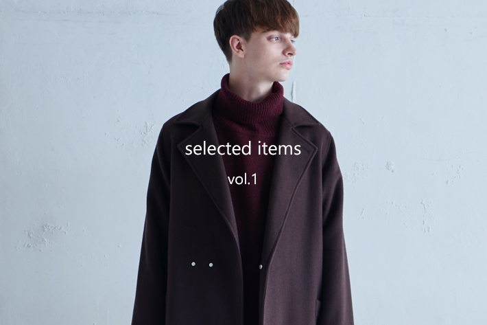 Lui's selected items vol.1