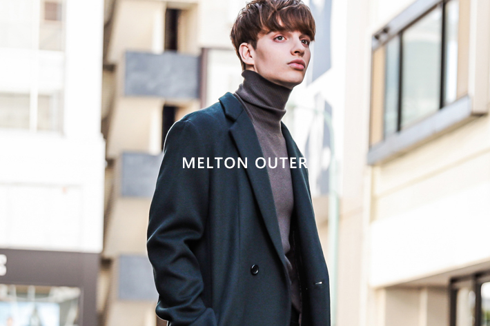 Lui's MELTON OUTER