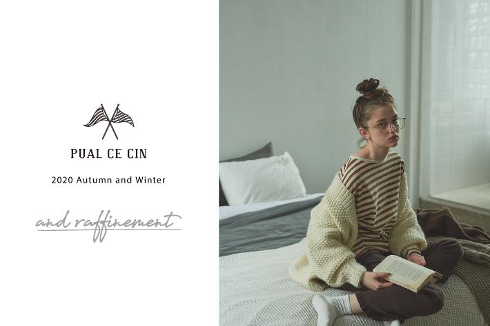 pual ce cin PUAL CE CIN & Du noir Winter collection vol.2
