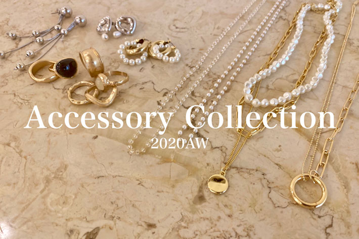 who's who Chico 【NEW ARRIVAL】Accessory collection 2020AW