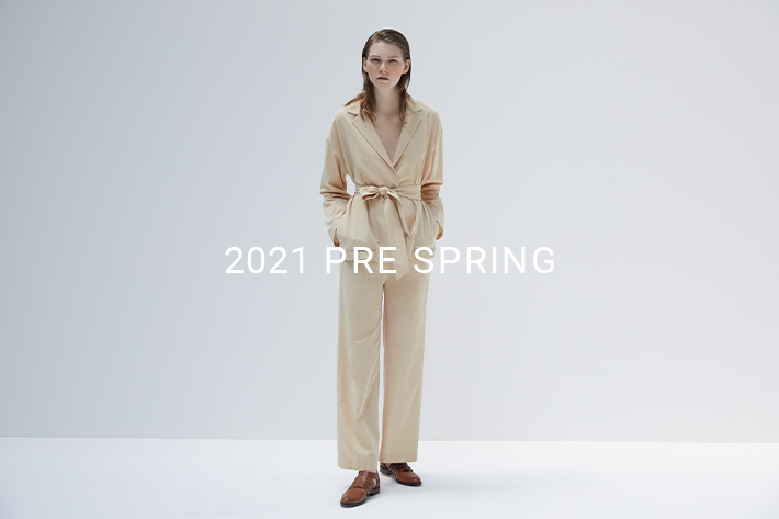 Drawing Numbers 2021 PRE SPRING OCLLECTION