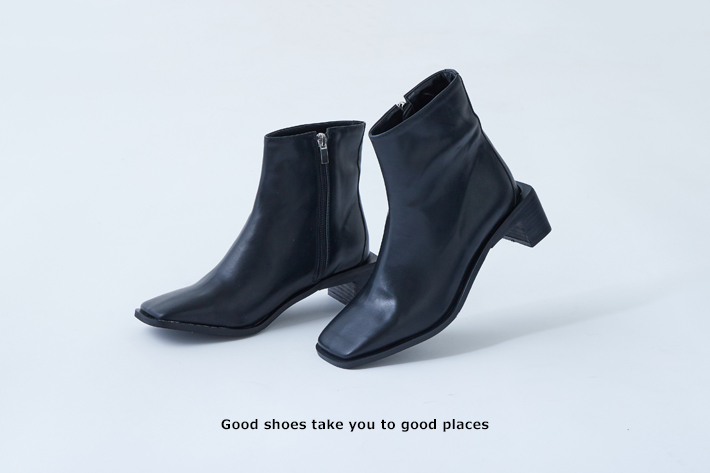 Lui's Good shoes take you to good places