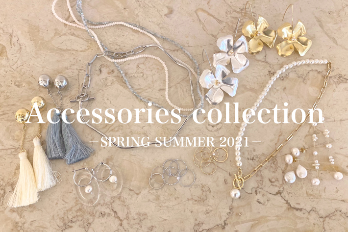who's who Chico 【NEW ARRIVAL】Accessories Collection ー 2021SS ー