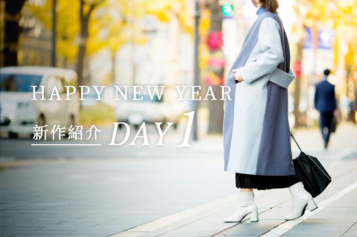 "mona Belinda ""HAPPY NEW YEAR""新商品のご紹介!【DAY1】"