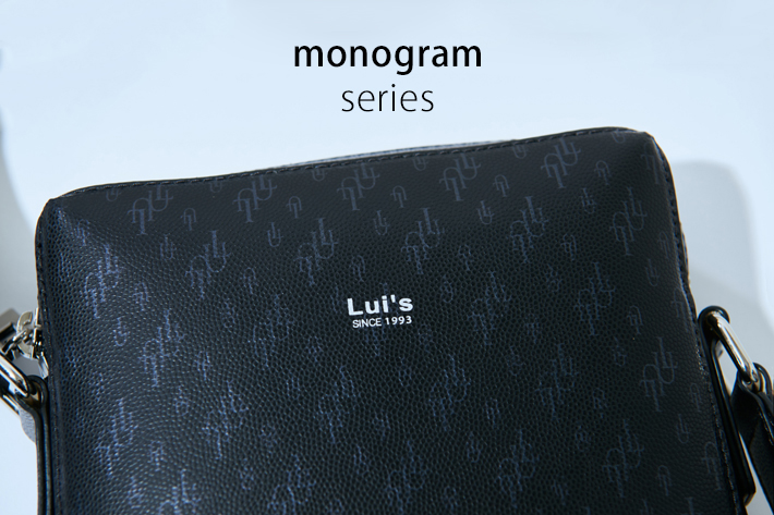 Lui's monogram series