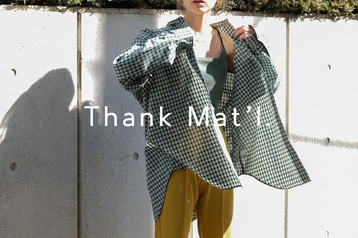 Kastane Thank Mat'l. (サンクマトル)