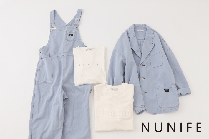 NICE CLAUP OUTLET NUNIFE 2nd Collection