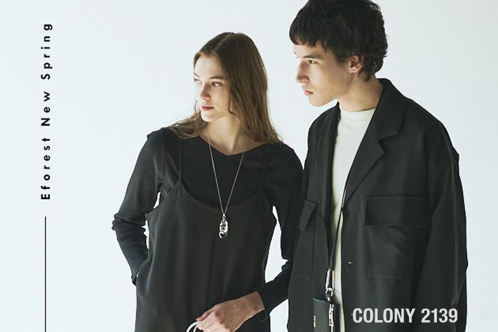COLONY 2139 『COLONY 2139  2021 SPRING CATALOG 』