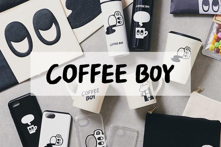 BIRTHDAY BAR 【COFFEE BOY×BIRTHDAY BAR】コラボアイテム大好評発売中!