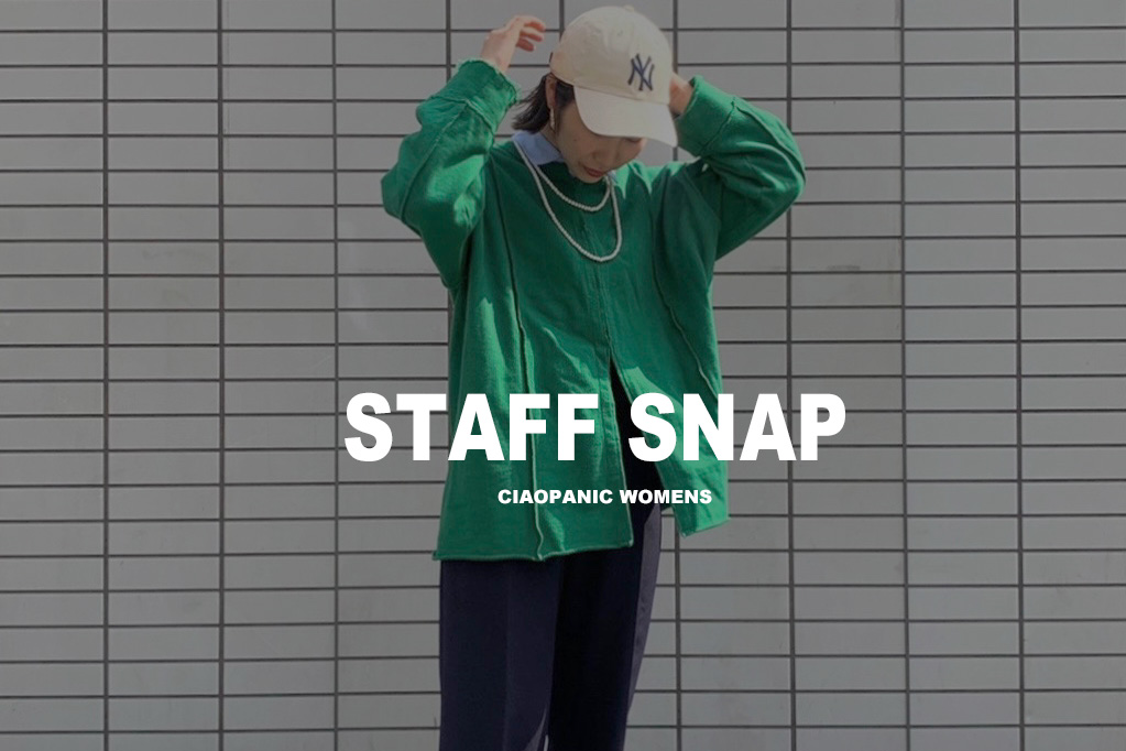 CIAOPANIC STAFF SNAP for Womens