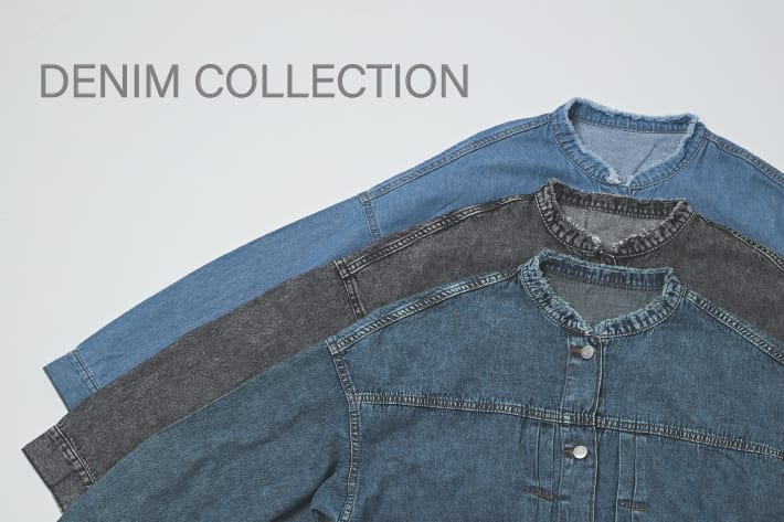 NICE CLAUP OUTLET 【DENIM COLLECTION】