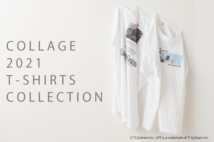 COLLAGE GALLARDAGALANTE 優秀な「Tシャツ」の選び方