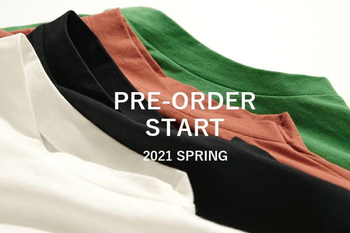 COLLAGE GALLARDAGALANTE <PRE ORDER>5月入荷予定アイテムの予約スタート!