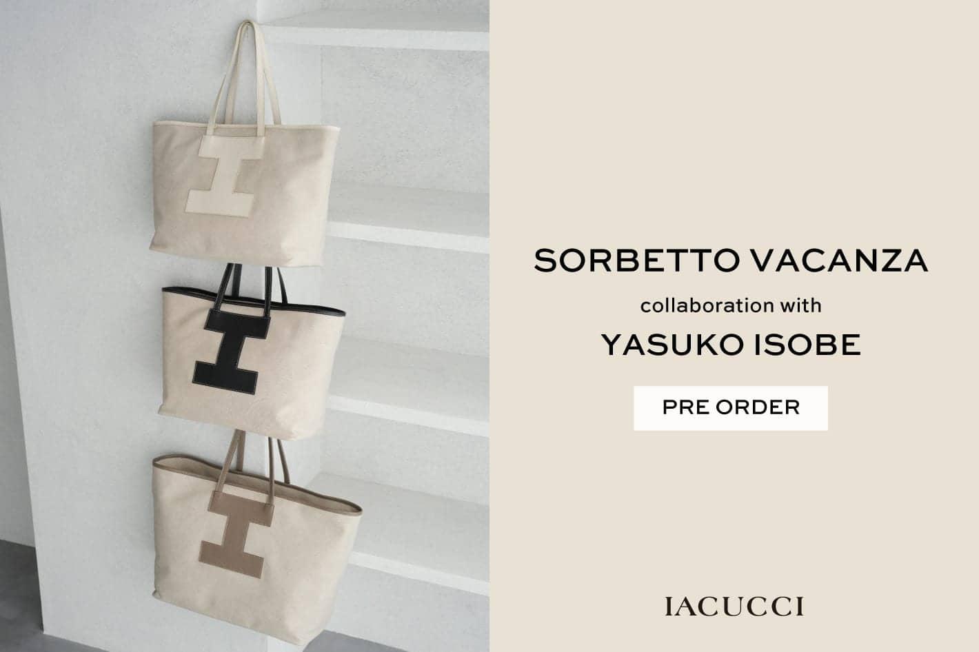 IACUCCI SORBETTO VACANZA debut!