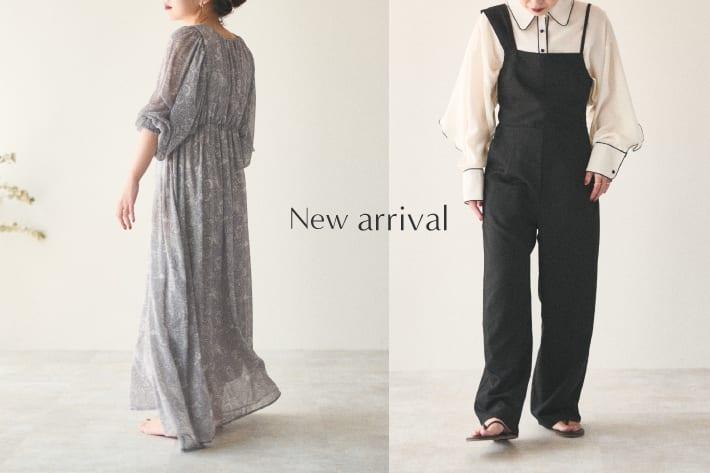 natural couture #大人ナチュ+注目アイテム予約スタート