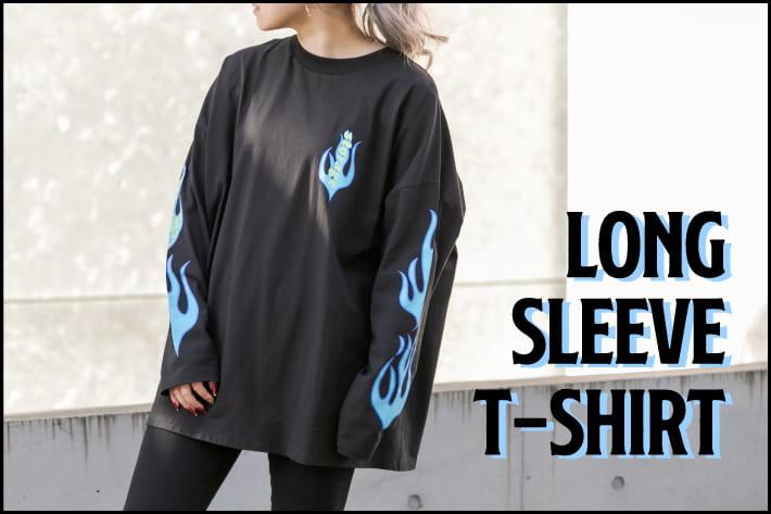 RASVOA long sleeve T-shirt