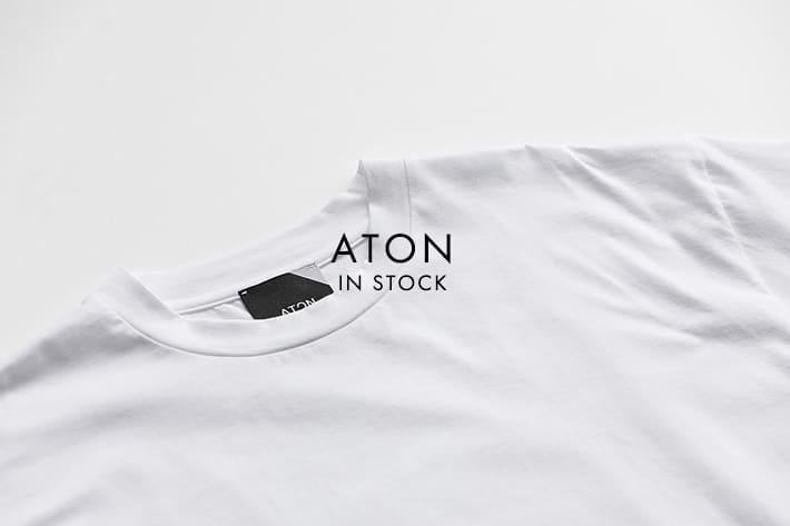GALLARDAGALANTE 「ATON」の着心地・着姿に拘りぬいたカットソーアイテムが入荷