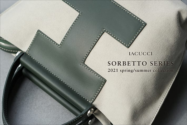 IACUCCI SORBETTO  -2021 spring/summer collection-