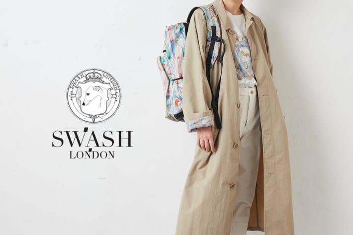 ear PAPILLONNER 【SWASH LONDON】ear限定アイテム予約&販売スタート!!