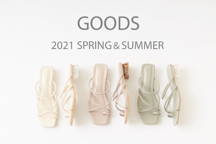NICE CLAUP OUTLET 【2021 spring&summer goods】