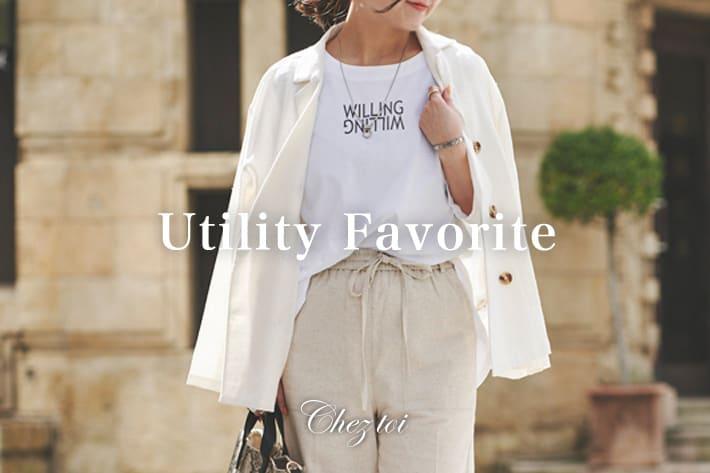 Chez toi 【Chez toi】Utility Favorite