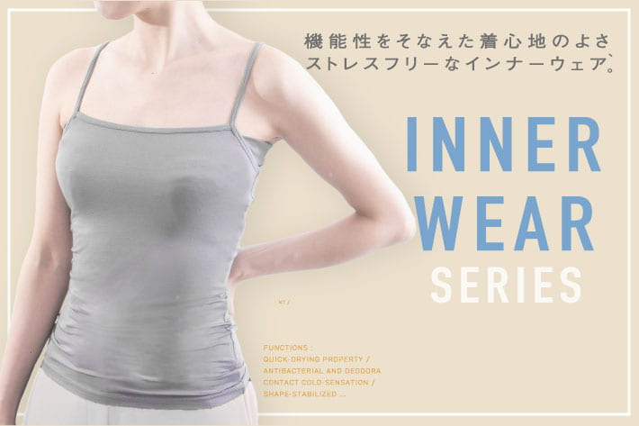 3COINS 【NEW】INNER WEAR SERIES