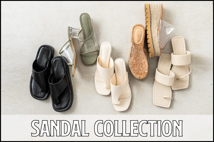 RASVOA SANDAL COLLECTION