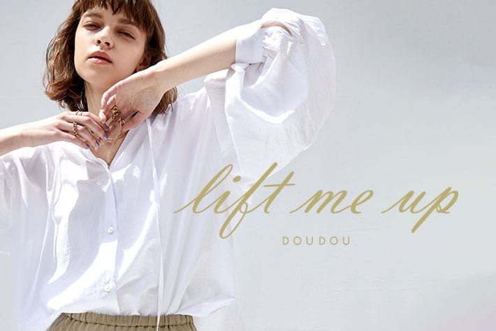 DOUDOU DOUDOU 2021SS Collection vol.2公開