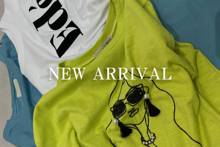 "mona Belinda 【New Arrival】夏に向けてそろえたい""Tシャツ"""