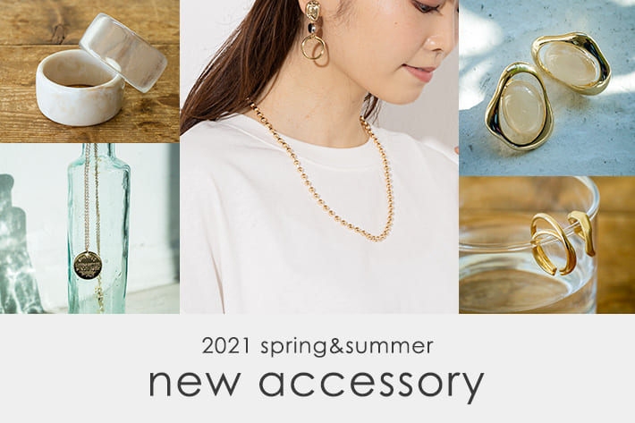 prose verse 2021 spring&summer new accessory