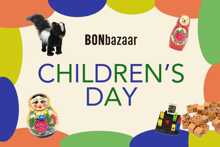 BONbazaar 5月5日は子供の日!