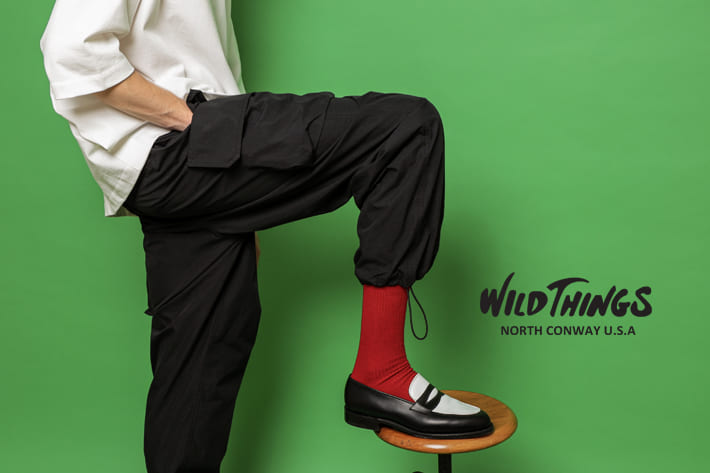 CIAOPANIC MENS | 【WILD THINGS】CARGO PANTS for CIAOPANIC