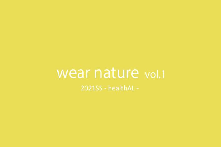 Loungedress 2021SS vol.4 wear nature vol.1