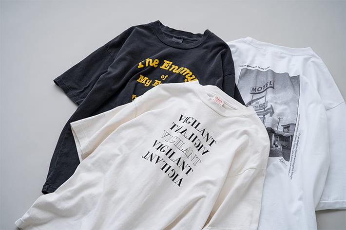Loungedress 【+81BRANCA/ハチイチブランカ】新作Tシャツ予約スタート!