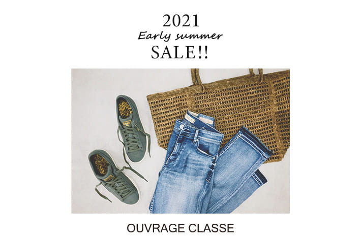 OUVRAGE CLASSE early summer 2021★★開催中です!!!