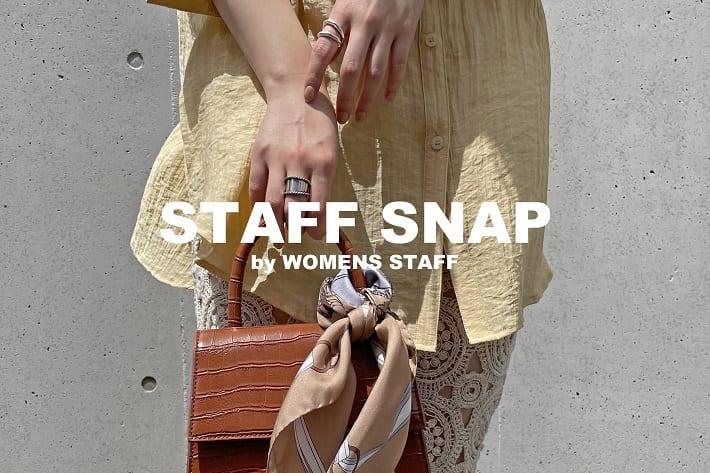 CIAOPANIC STAFF SNAP|WOMENSスタッフによるおすすめスタイリングをご紹介!
