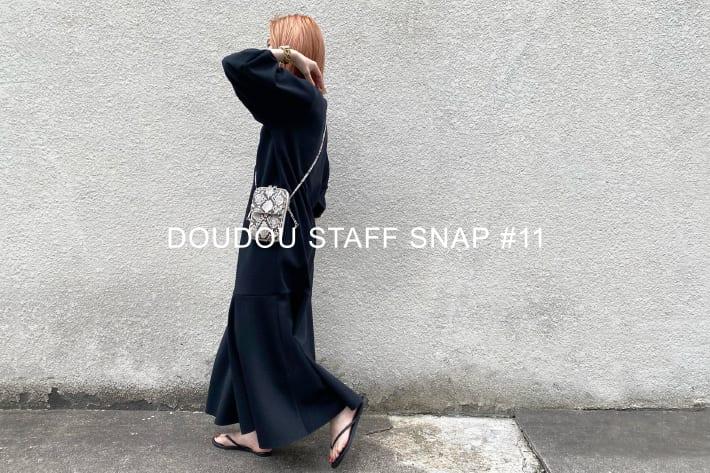 DOUDOU STAFF SNAP #11