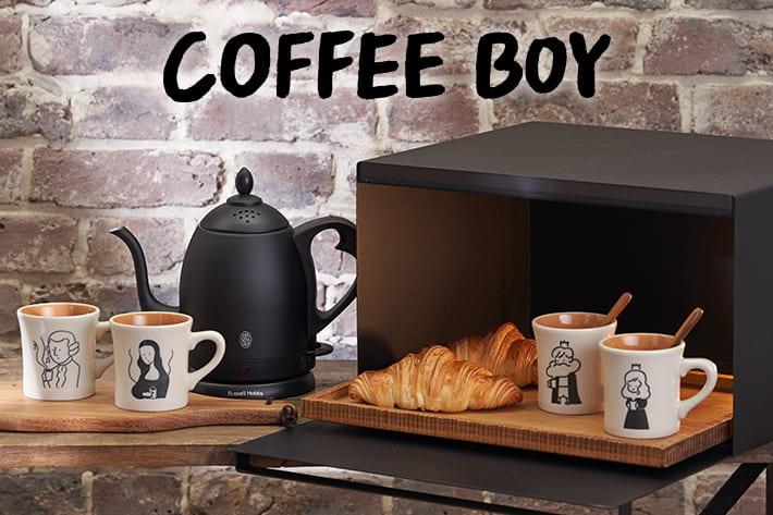 BIRTHDAY BAR 【COFFEE BOYコラボ】第2弾がついに発売!