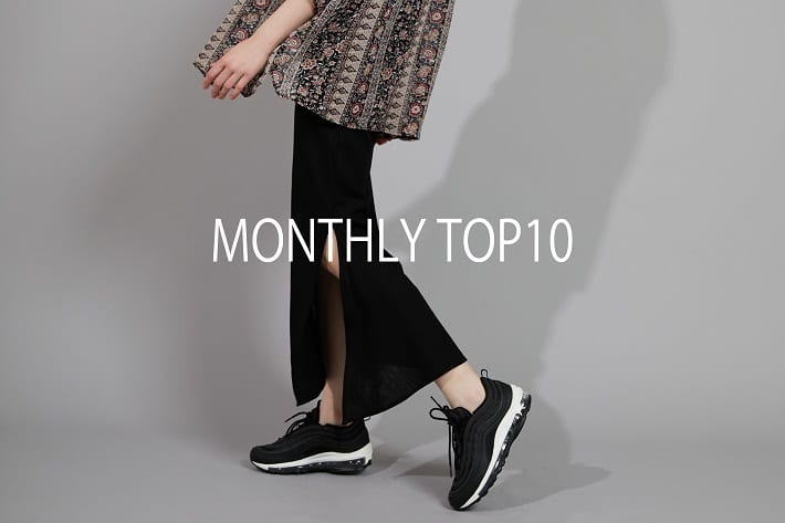 CIAOPANIC MONTHLY TOP10 WOMENS人気ランキングTOP10!